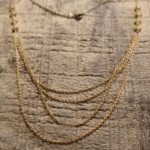 Long knotted multi strand necklace 💥5 for $25💥